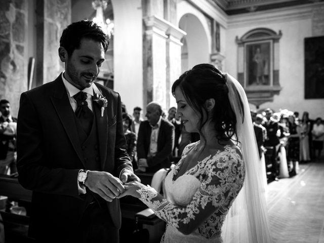 Il matrimonio di Francesco e Eleonora a Avigliano Umbro, Terni 3