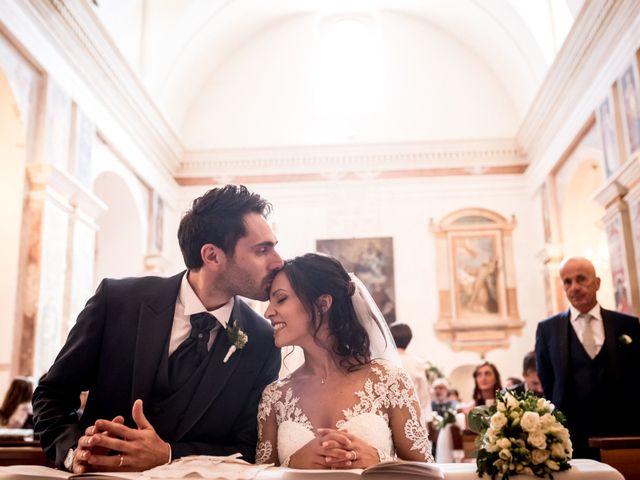 Il matrimonio di Francesco e Eleonora a Avigliano Umbro, Terni 20