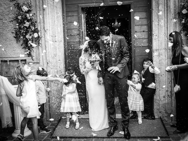 Il matrimonio di Francesco e Eleonora a Avigliano Umbro, Terni 5