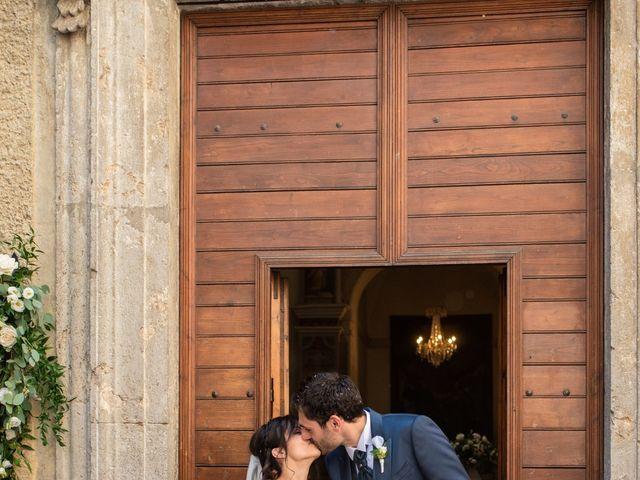 Il matrimonio di Francesco e Eleonora a Avigliano Umbro, Terni 6