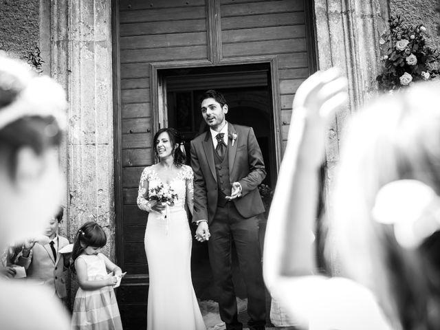 Il matrimonio di Francesco e Eleonora a Avigliano Umbro, Terni 7