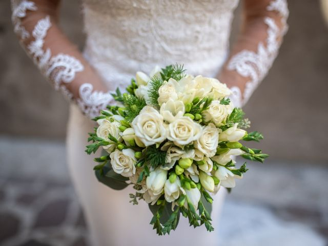 Il matrimonio di Francesco e Eleonora a Avigliano Umbro, Terni 8