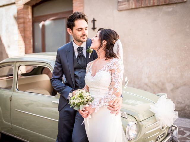 Il matrimonio di Francesco e Eleonora a Avigliano Umbro, Terni 10