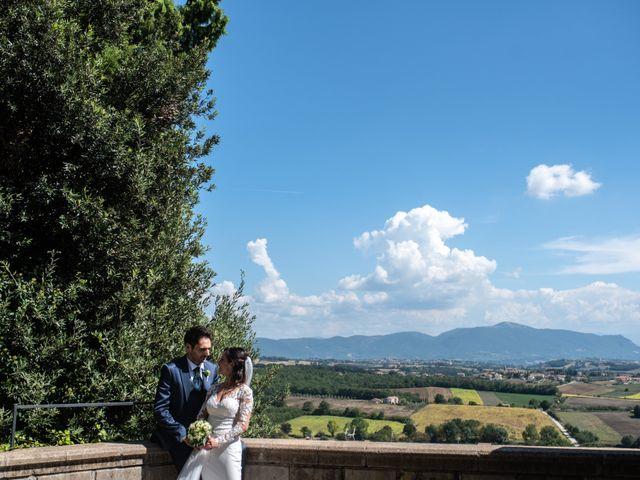 Il matrimonio di Francesco e Eleonora a Avigliano Umbro, Terni 13
