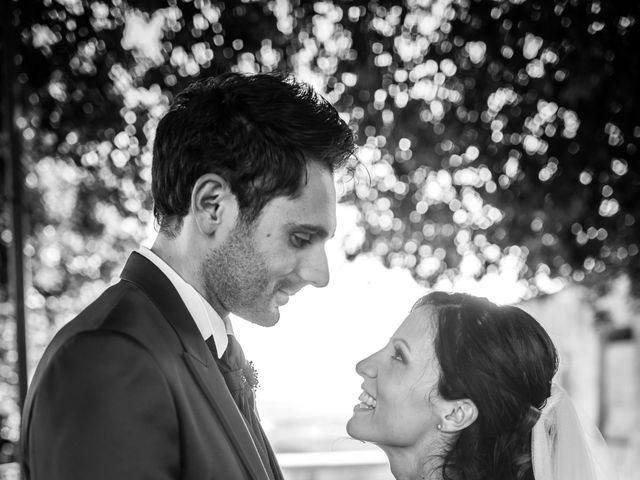 Il matrimonio di Francesco e Eleonora a Avigliano Umbro, Terni 14