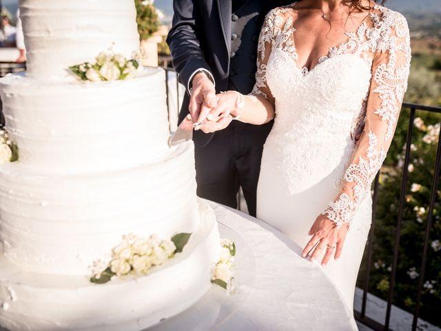 Il matrimonio di Francesco e Eleonora a Avigliano Umbro, Terni 18