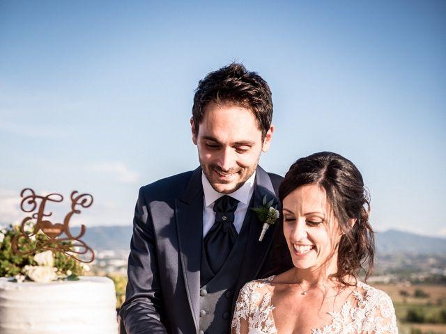 Il matrimonio di Francesco e Eleonora a Avigliano Umbro, Terni 19