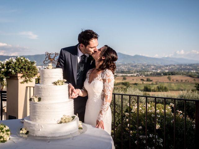 Il matrimonio di Francesco e Eleonora a Avigliano Umbro, Terni 29