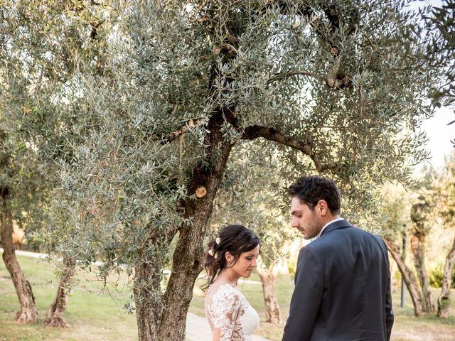 Il matrimonio di Francesco e Eleonora a Avigliano Umbro, Terni 23
