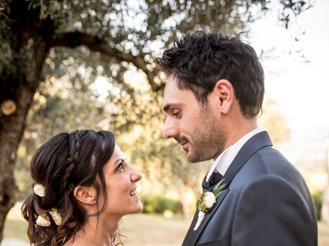 Il matrimonio di Francesco e Eleonora a Avigliano Umbro, Terni 24