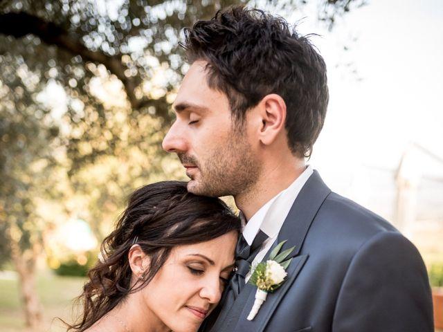 Il matrimonio di Francesco e Eleonora a Avigliano Umbro, Terni 25