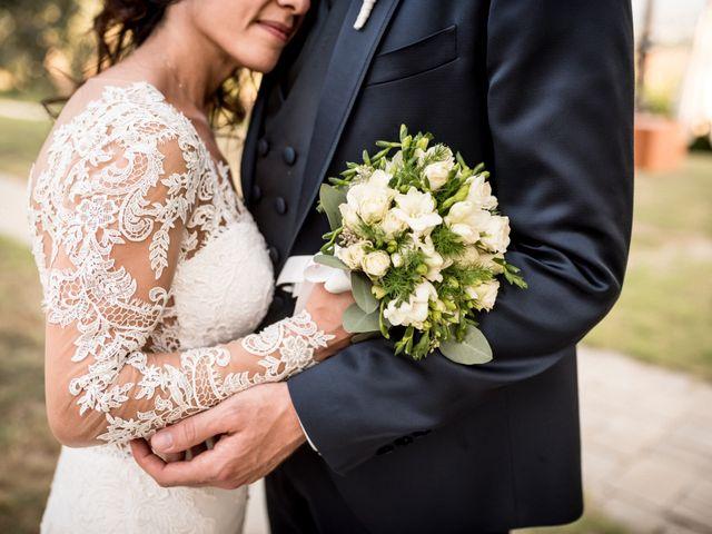 Il matrimonio di Francesco e Eleonora a Avigliano Umbro, Terni 26
