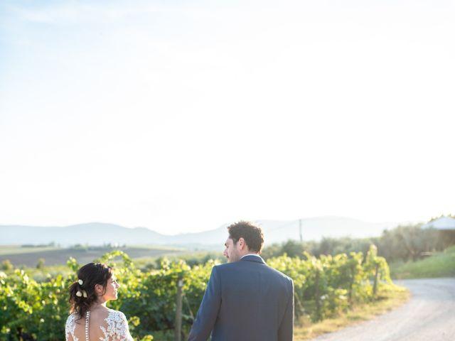 Il matrimonio di Francesco e Eleonora a Avigliano Umbro, Terni 27