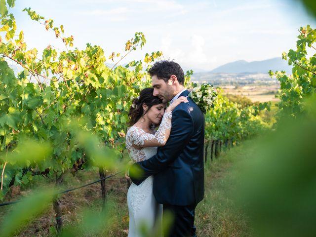 Il matrimonio di Francesco e Eleonora a Avigliano Umbro, Terni 2