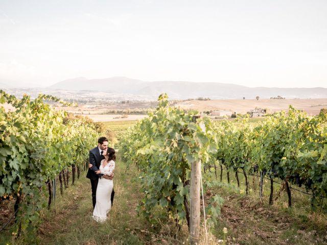 Il matrimonio di Francesco e Eleonora a Avigliano Umbro, Terni 28