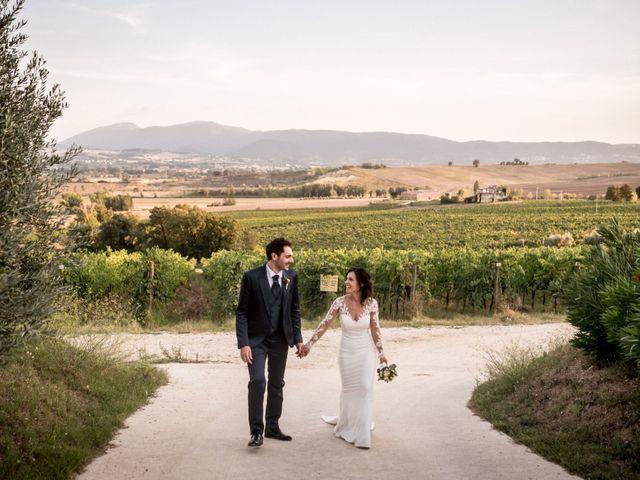 Il matrimonio di Francesco e Eleonora a Avigliano Umbro, Terni 30