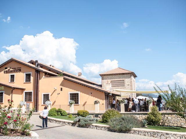 Il matrimonio di Francesco e Eleonora a Avigliano Umbro, Terni 31
