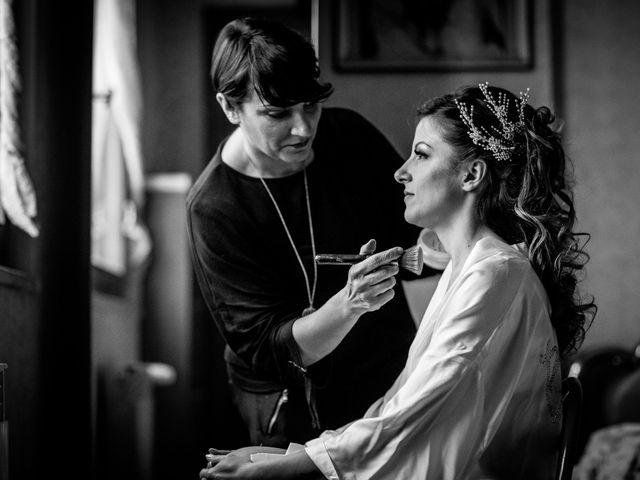 Il matrimonio di Valerio e Arianna a Roma, Roma 1