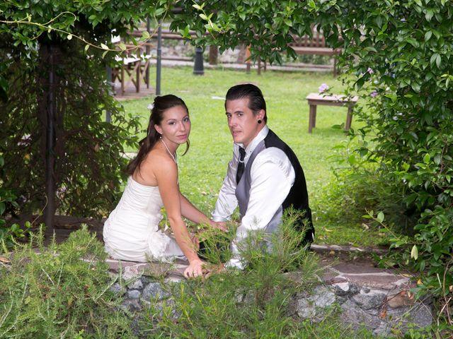 le nozze di Erika e Michele