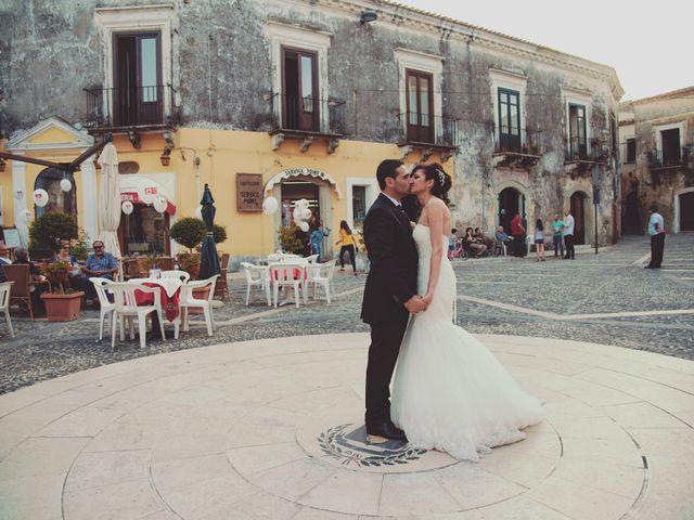 Il matrimonio di Paolo e Giulia a Bovalino, Reggio Calabria 13