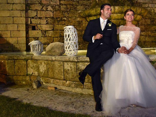 Le nozze di Alessandra e Antonello