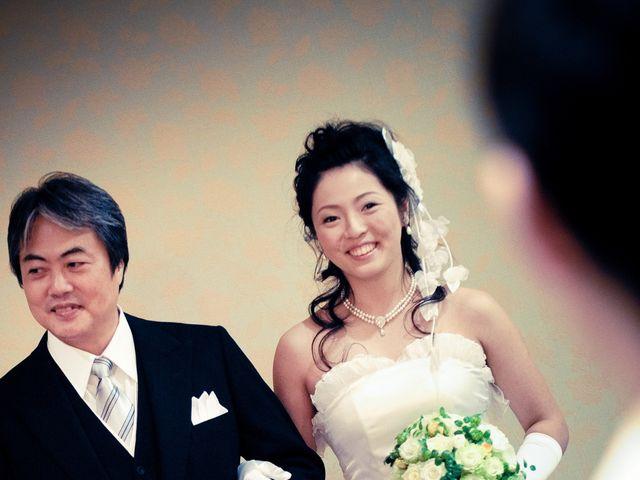 Il matrimonio di Hydenori e Akiko a Genova, Genova 18