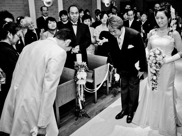 Il matrimonio di Hydenori e Akiko a Genova, Genova 19