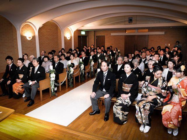 Il matrimonio di Hydenori e Akiko a Genova, Genova 23