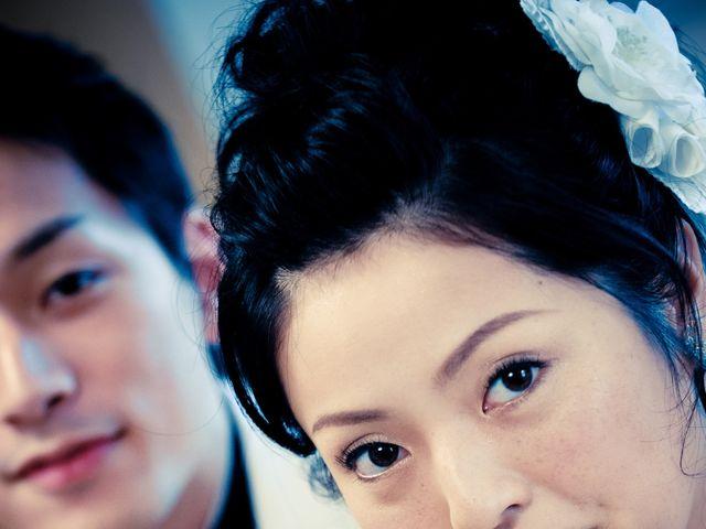 Il matrimonio di Hydenori e Akiko a Genova, Genova 28