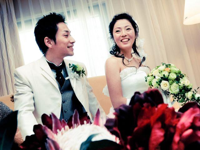 Il matrimonio di Hydenori e Akiko a Genova, Genova 31