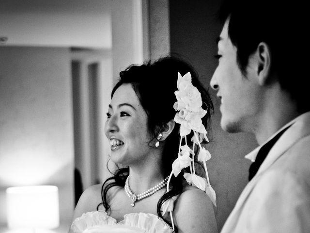 Il matrimonio di Hydenori e Akiko a Genova, Genova 33
