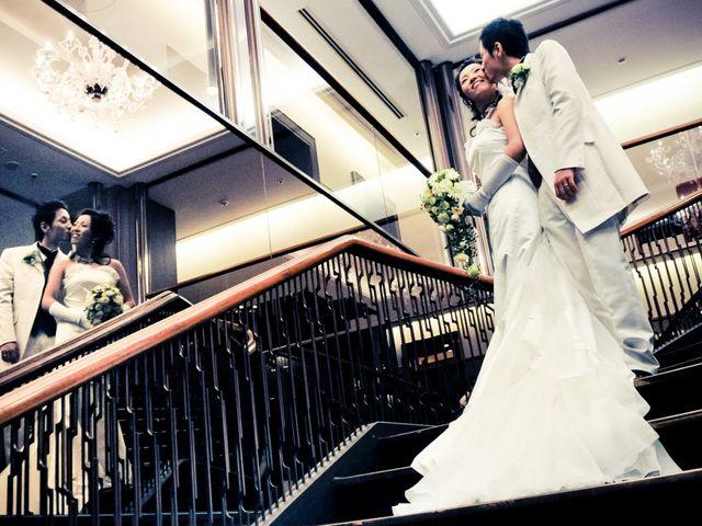 Il matrimonio di Hydenori e Akiko a Genova, Genova 37