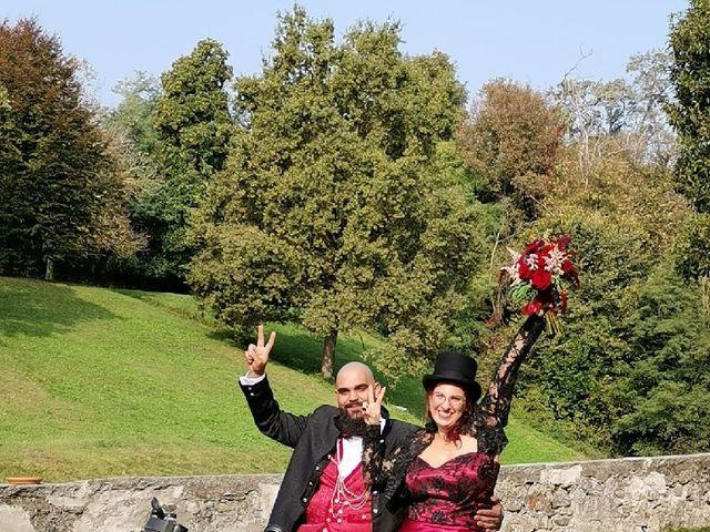 Il matrimonio di Andrea e Mary a Castelletto sopra Ticino, Novara 2