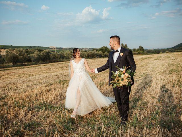 Il matrimonio di Gabriele e Erika a Città Sant'Angelo, Pescara 20