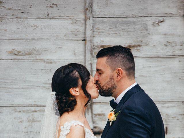 Il matrimonio di Gabriele e Erika a Città Sant'Angelo, Pescara 22