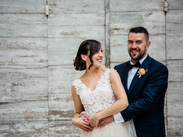 Il matrimonio di Gabriele e Erika a Città Sant'Angelo, Pescara 23