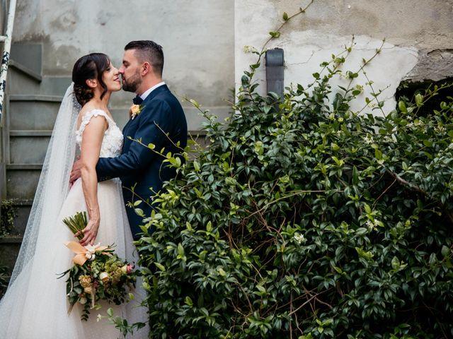 Il matrimonio di Gabriele e Erika a Città Sant'Angelo, Pescara 24