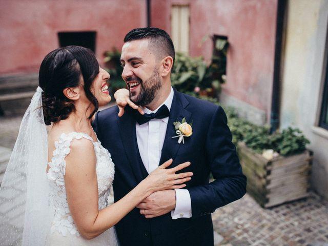 Il matrimonio di Gabriele e Erika a Città Sant'Angelo, Pescara 25