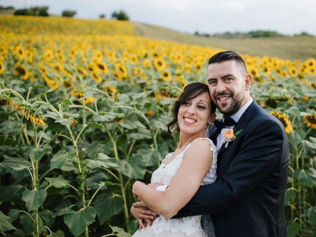 Il matrimonio di Gabriele e Erika a Città Sant'Angelo, Pescara 27
