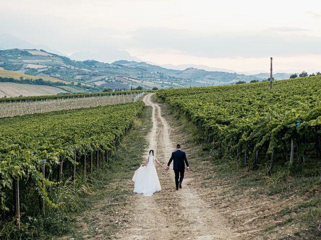 Il matrimonio di Gabriele e Erika a Città Sant'Angelo, Pescara 29
