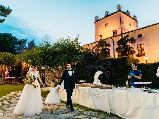 Il matrimonio di Gabriele e Erika a Città Sant'Angelo, Pescara 31