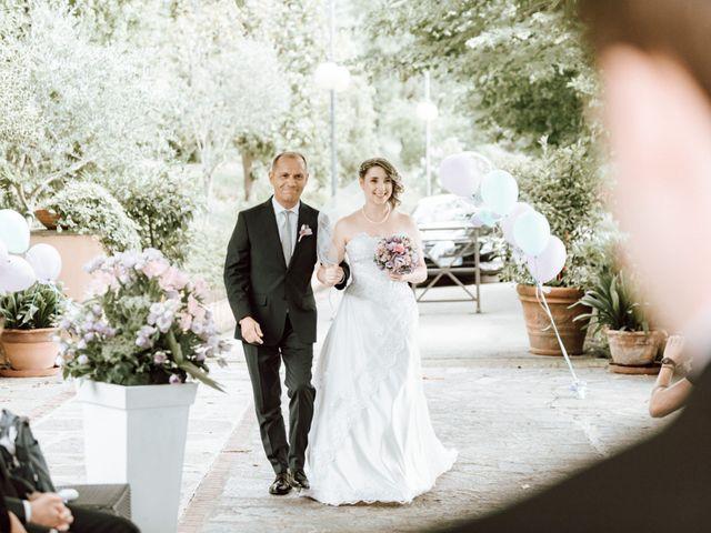 Il matrimonio di Francesco e Elisa a Cocconato, Asti 3