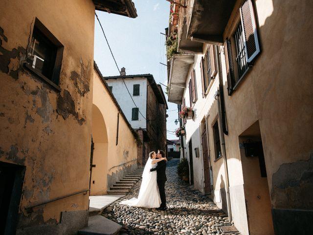 Il matrimonio di Francesco e Elisa a Cocconato, Asti 1