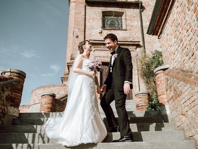 Il matrimonio di Francesco e Elisa a Cocconato, Asti 13