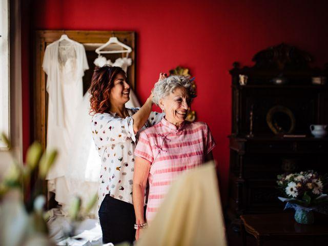 Il matrimonio di Mara e Alice a Rovellasca, Como 13