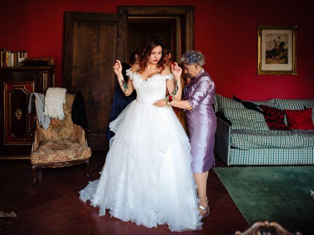 Il matrimonio di Mara e Alice a Rovellasca, Como 23