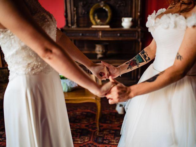 Il matrimonio di Mara e Alice a Rovellasca, Como 24