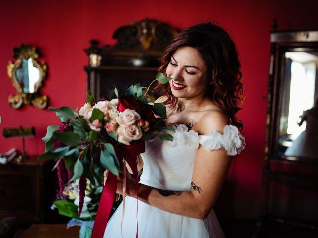 Il matrimonio di Mara e Alice a Rovellasca, Como 26
