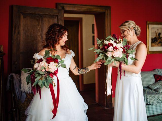 Il matrimonio di Mara e Alice a Rovellasca, Como 27