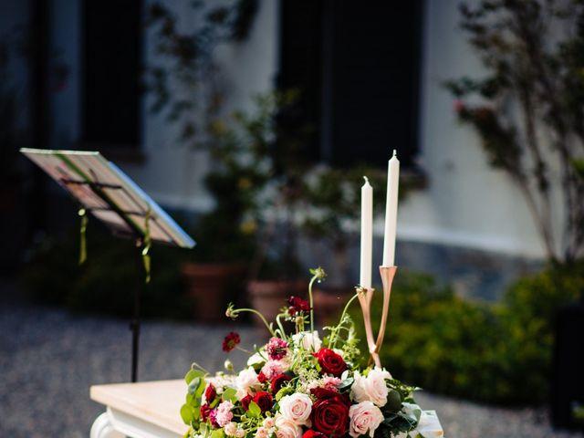 Il matrimonio di Mara e Alice a Rovellasca, Como 31